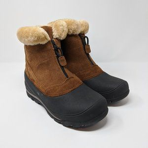 Northside Thinsulate 200g Front Zip Faux Fur Boot